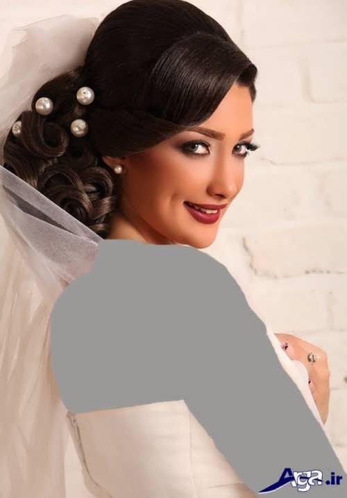 شینیون عروس ایرانی جدید