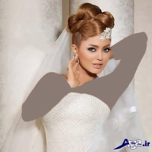 جدیدترین مدل های موی عروس