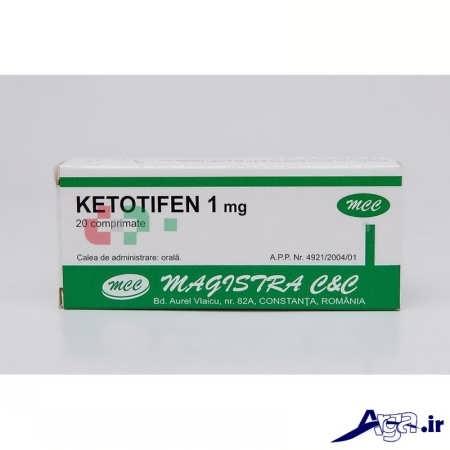 مصرف کتوتیفن در بارداری