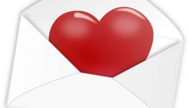 نامه های عاشقانه