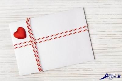 نامه های کوتاه عاشقانه
