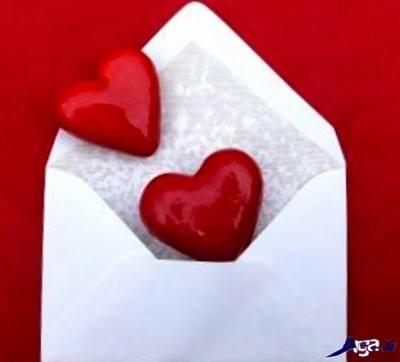 نامه عاشقانه سوزناک