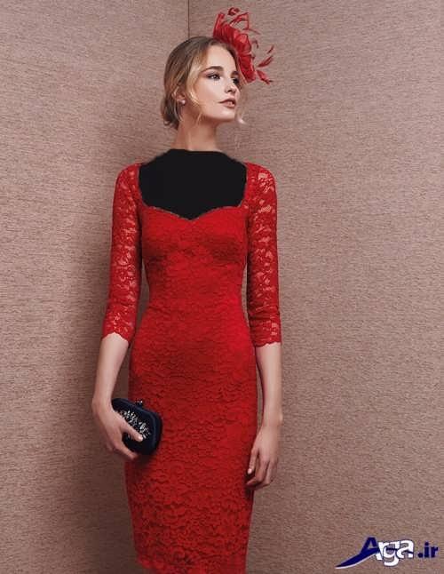 مدل لباس گیپور مجلسی