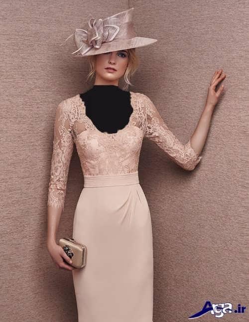 مدل لباس گیپور با طرح های جدید