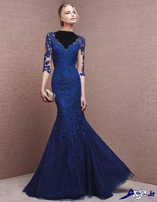 مدل لباس گیپور بلند