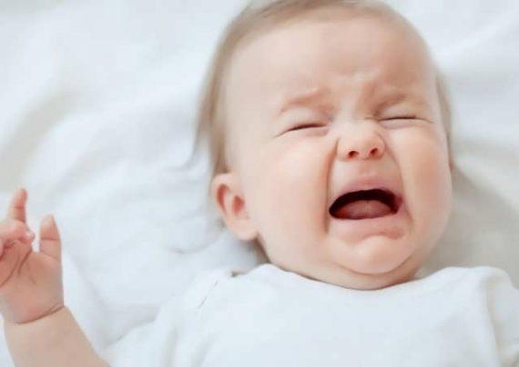 درمان برفک دهان نوزاد
