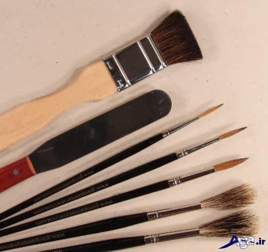 ابزار نقاشی