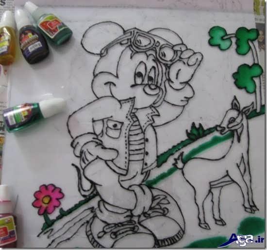 آموزش نقاشی ویترای