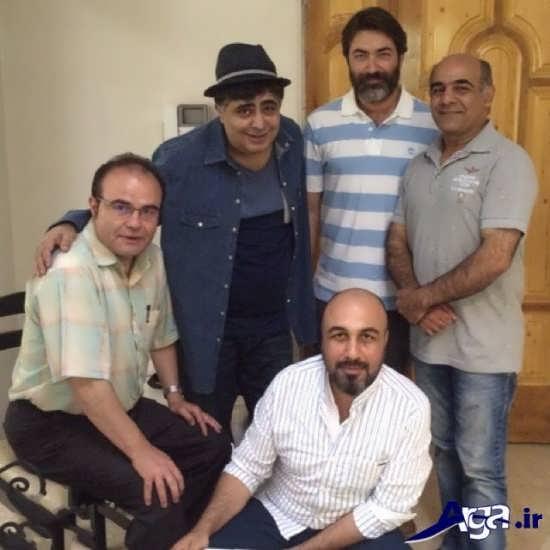 پارسا پیروفر و رضا عطاران