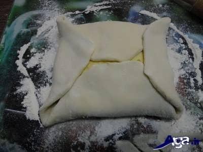 طرز تهیه خمیر هزارلا