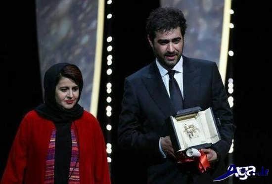 نخل طلایی شهاب حسینی