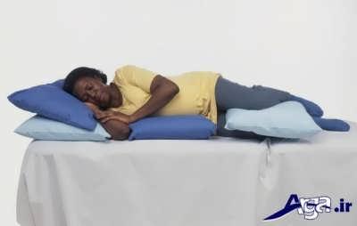 خوابیدن در حاملگی