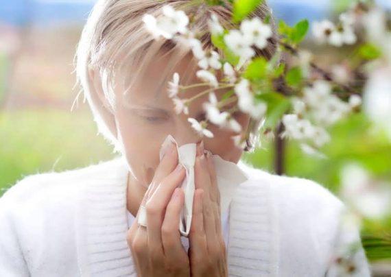 درمان حساسیت فصلی