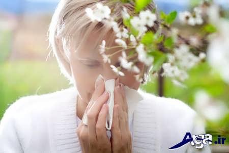 درمان حساسیت های فصلی