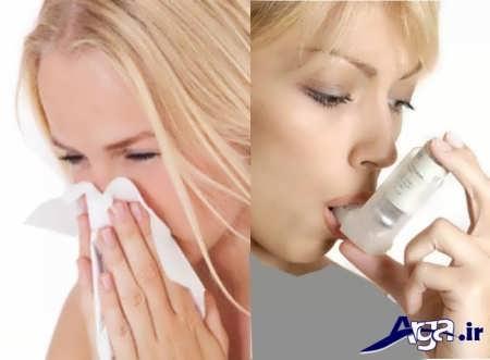 اسپری بینی و درمان حساسیت