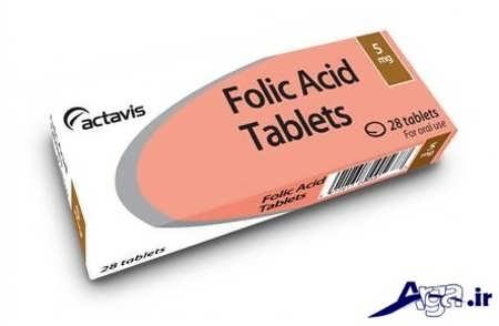 عوارض قرص های اسید فولیک