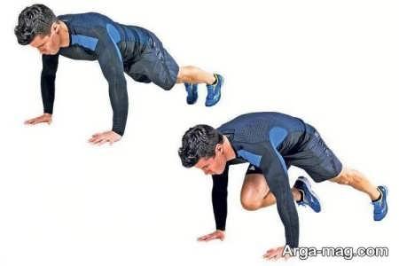 کوچک کردن شکم با تمرینات ورزشی
