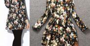مدل پیراهن کوتاه دخترانه با طرح های مجلسی و شیک