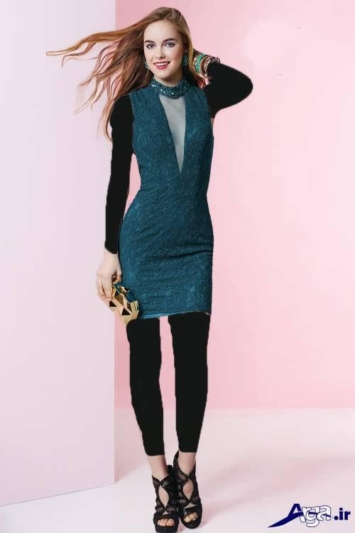 مدل های زیبا و جدید لباس مجلسی دخترانه