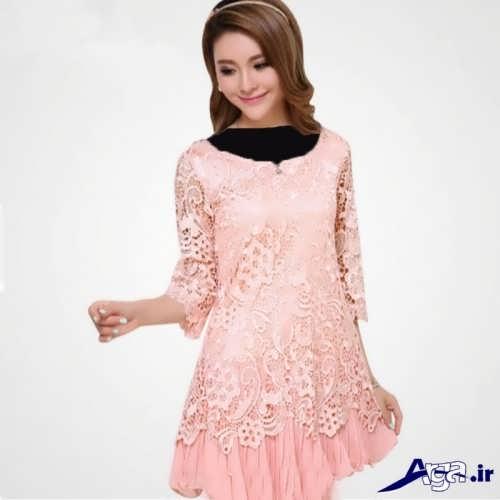 مدل لباس مجلسی دخترانه کره ای