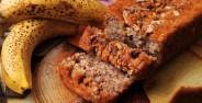 طرز تهیه کیک موزی در منزل