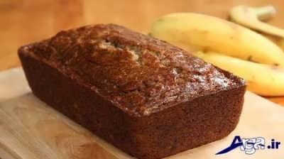 طرز تهیه کیک موزی با آسان ترین روش