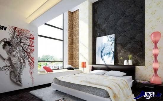 طراحی اتاق خواب جدید