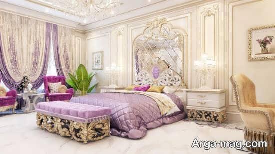 دیزاین اتاق خواب شیک