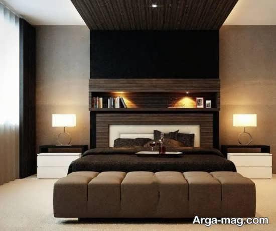 بهترین اصول در دیزاین اتاق خواب