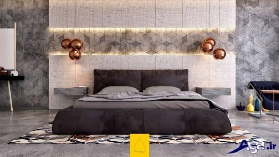 دیزاین داخل اتاق خواب