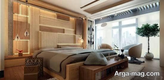 طراحی اتاق به سبک خاص