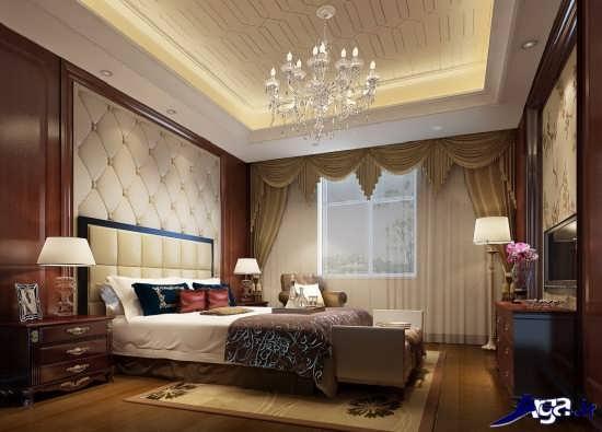 طراحی اتاق خواب شیک و جدید