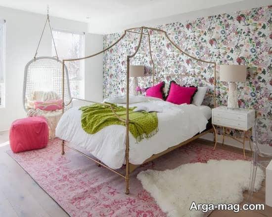جدیدترین مدل طراحی اتاق خواب