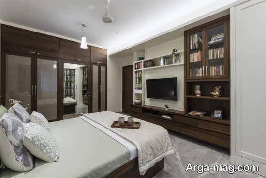 طراحی اتاق خواب به سبک شیک