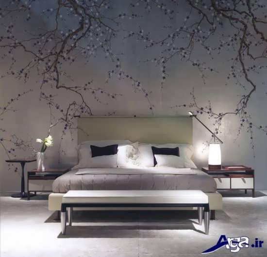 Bedroom wall paper (1)