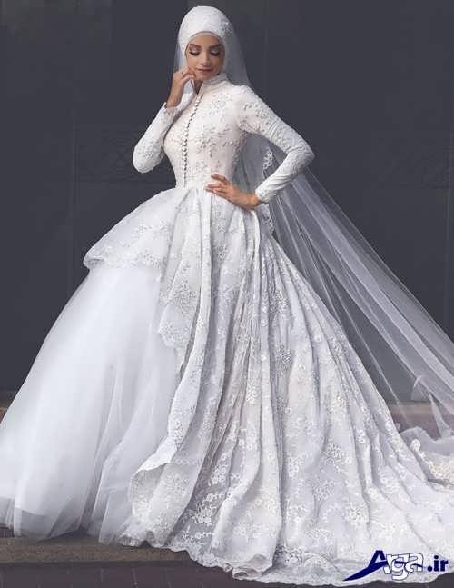 لباس عروس با طرح های زیبا