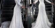 لباس عروس محجبه با طرح های زیبا