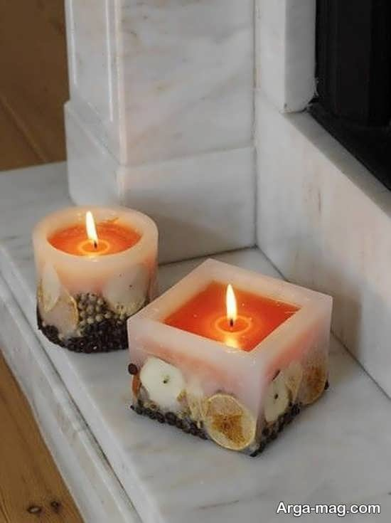 آموزشی از ساخت شمع