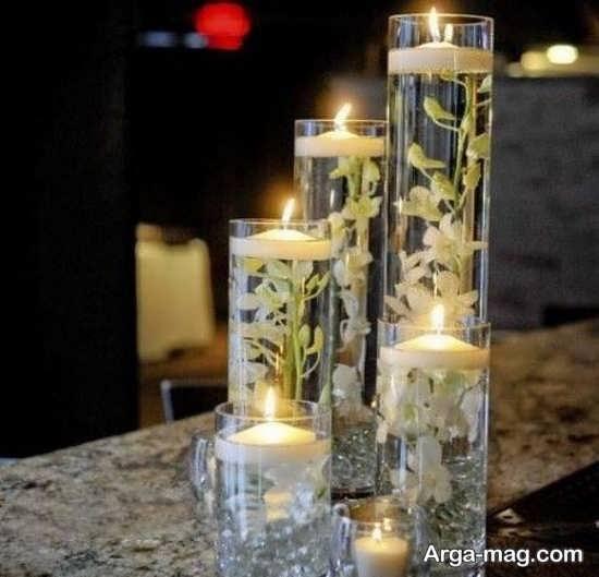 مدلی از آموزش شمع سازی