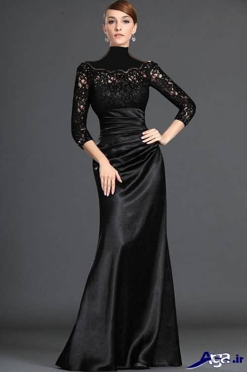 مدل لباس مجلسی بلند