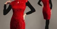 مدل لباس مجلسی دخترانه با طرح های شیک و مد سال