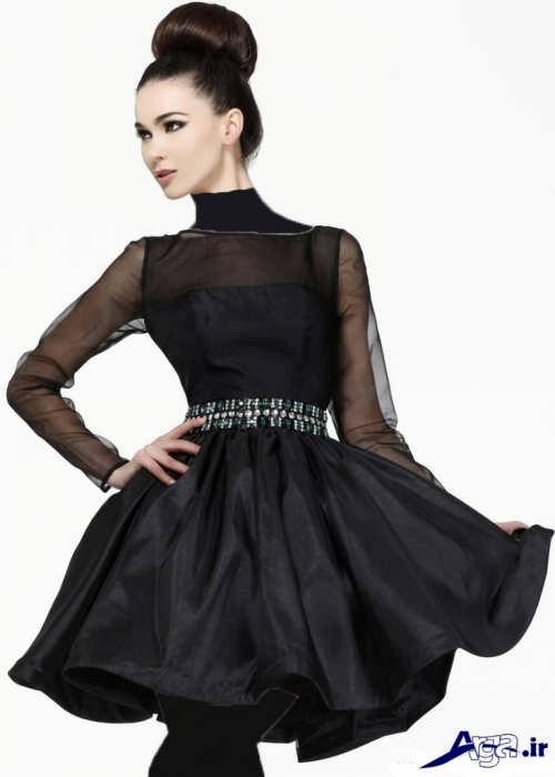 مدل های زیبا و جدید لباس مجلسی
