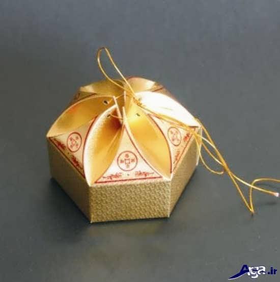 مدل جعبه کادویی دست ساز