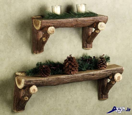 خلاقیت با چوب در منزل