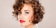 مدل موی فر کوتاه زنانه و دخترانه