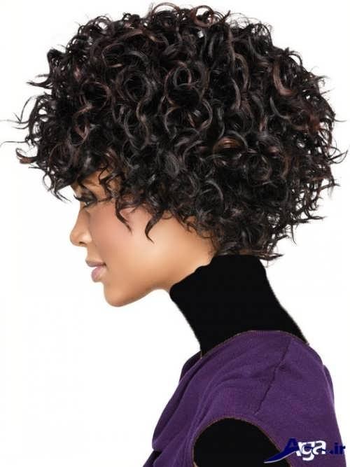 مدل موی کوتاه فر شیک