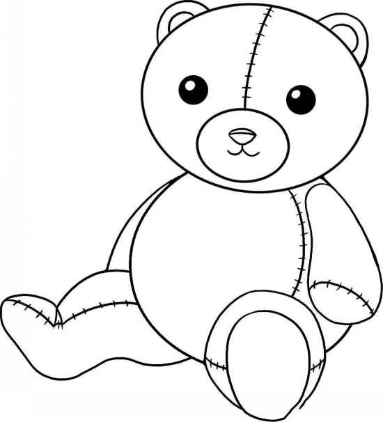 نقاشی خرس های فانتزی