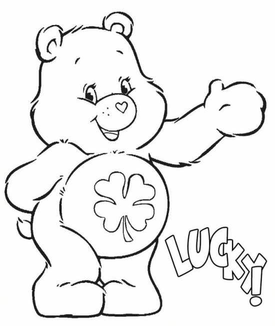 نقاشی از خرس