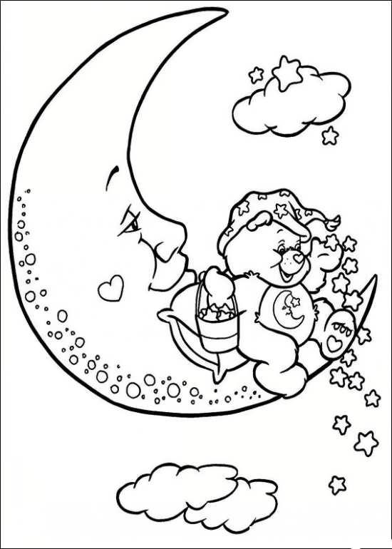 نقاشی خرس های مهربون