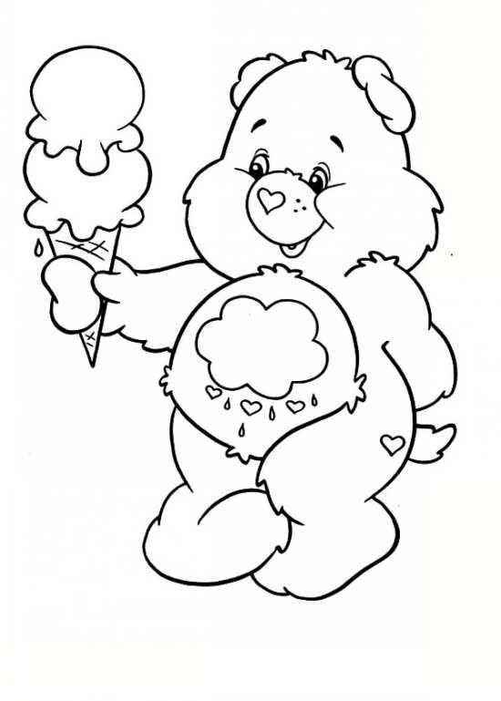 نقاشی های دوست داشتنی خرس